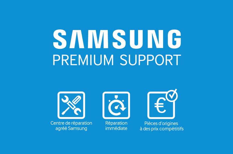 Samsung Prenium Support