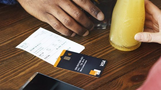 carte visa Orange Bank